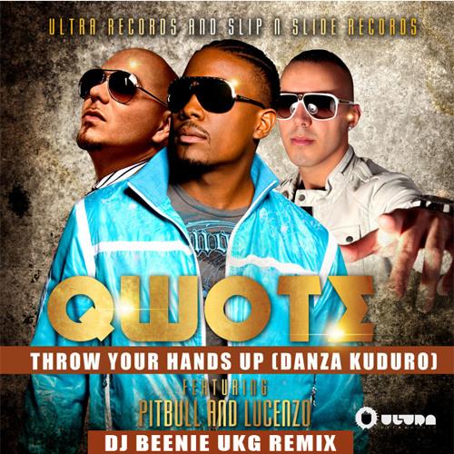 Qwote Ft. Pitbull & Don Omar -  Danza Kuduro (Dj Beenie Remix) Sample