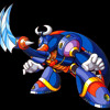 Mega Man X3 - Gravity Beetle Stage