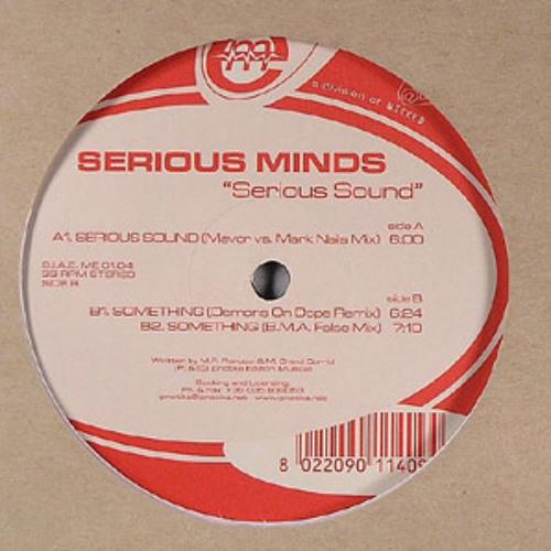 Serious Minds - Serious Sounds (Mavor Vs Mark Nails Mix) [Musique Electronique]