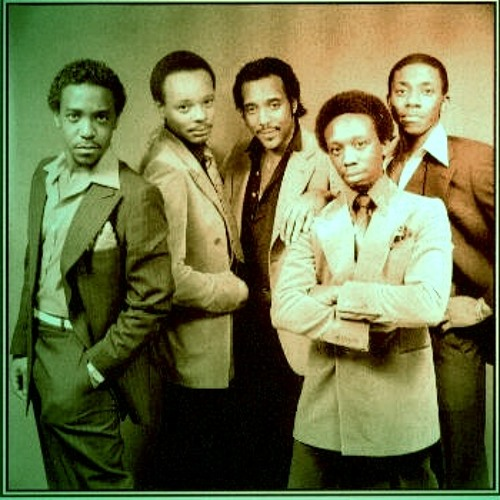 The Dramatics - Whatcha See Is What You Get