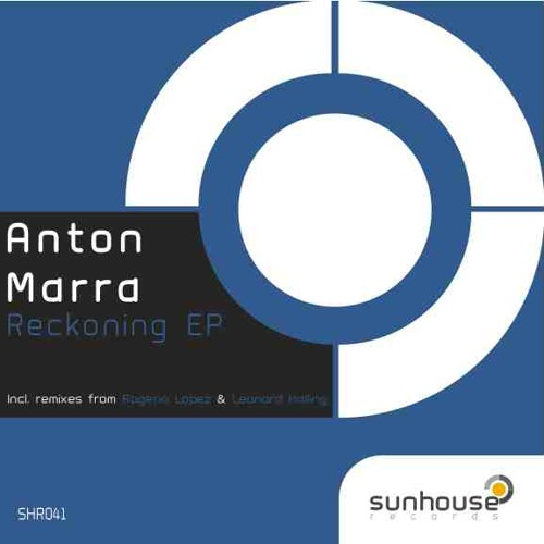 Anton Marra - Reckoning EP