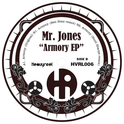 "Mr Jones ""Armory"" (Original Mix) [HVRL006]"
