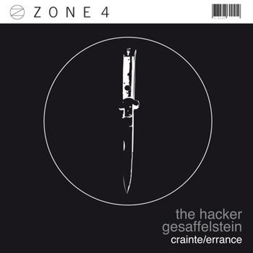 Gesaffelstein & The Hacker - Crainte (Original Mix)