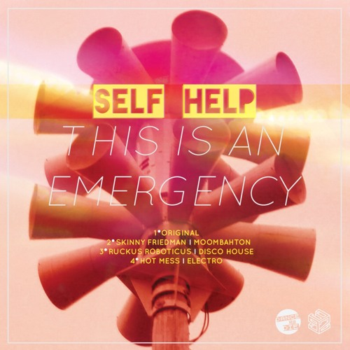 DJ Self Help -This is an Emergency (Ruckus Roboticus Remix)