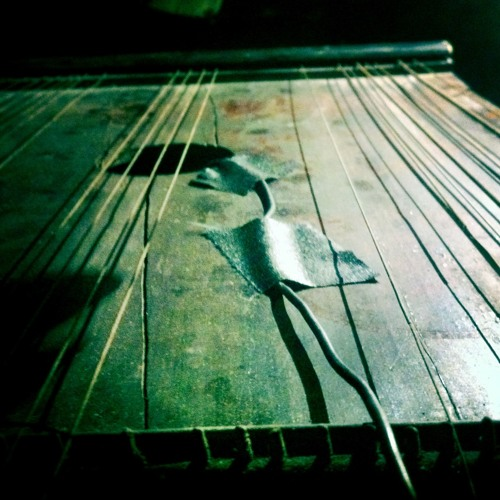 Forgotten Zither-design composition