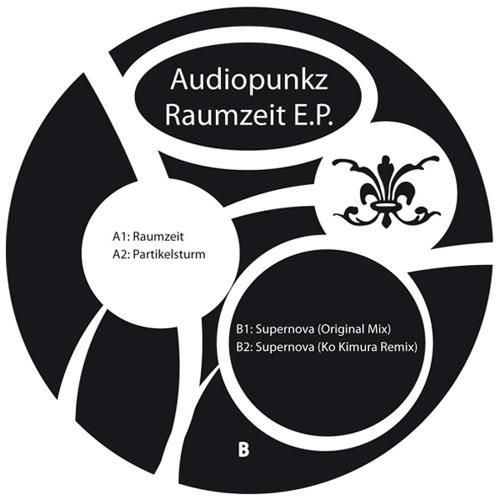 Audiopunkz - Partikelsturm (Original) #M.M.A.D Records 010#