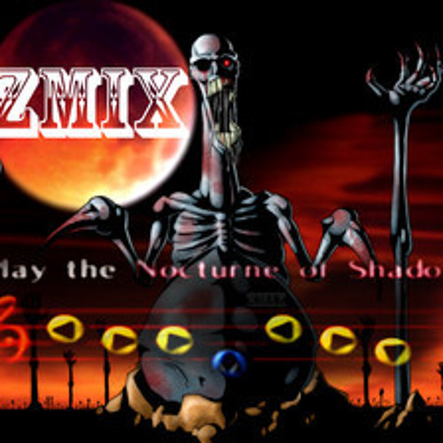 ZMiX - Nocturne Of Shadow (Dubstep Remix) Zelda Ocarina Of Time