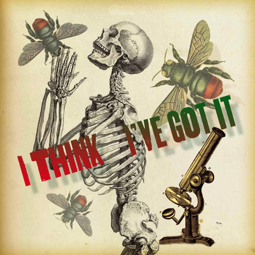 I Think I've Got It! featuring Simbosan, produced by Samuel Franklin Reynolds, Jr.