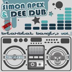 Simon Apex & Dee Dub - Breakbeat BangerZ Vol 1 (Full Length HARD AS FOOK! Breaks Dj Mix Set)