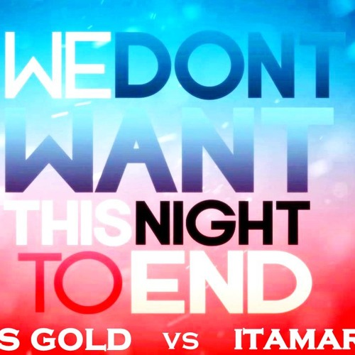 Thomas Gold Vs Itamar Terem - We Don't Want (Bootleg Version) Full Version Out Now!....+ YouTube