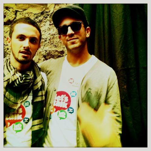 Ronin & Nesta at Deep Can Dance @ B 018 - 21/11/2011