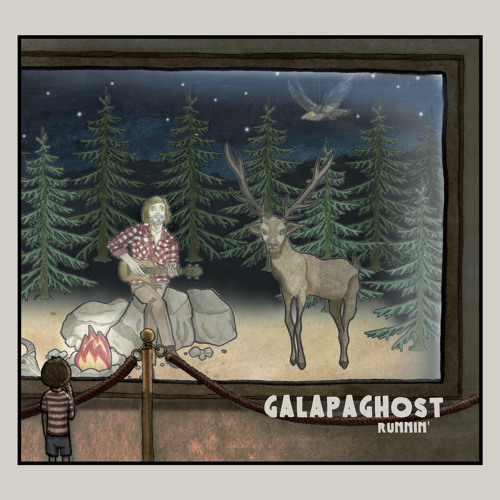 Galapaghost - Never Heard Nothin'