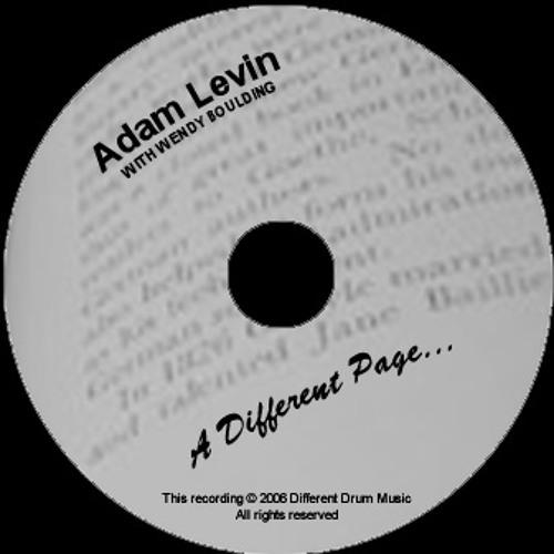 Adam Levin & Wendy Boulding