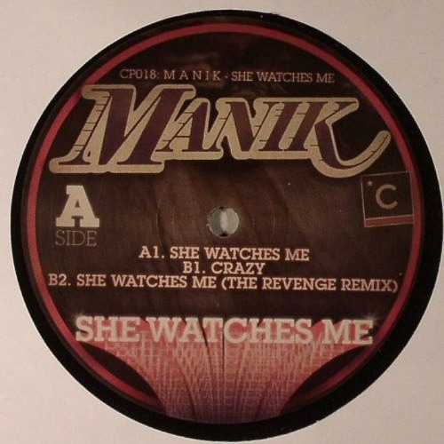 M A N I K- She Watches Me (Original Mix) [Culprit]