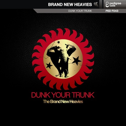 The Brand New Heavies - Cafe luxe