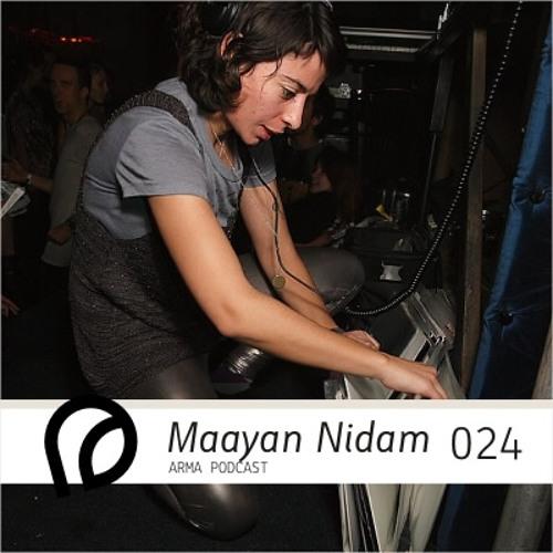 ARMA PODCAST 024: Maayan Nidam @ Lessizmore Halloween