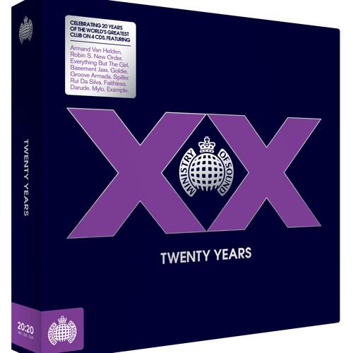 XX 20 Years Megamix