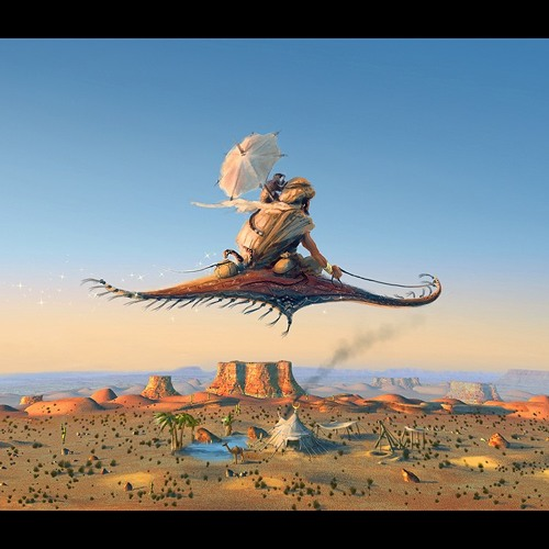 Hapne i Tu - Aladdin