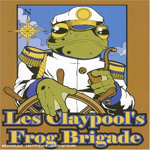 Les Claypool's Frog Brigade - Live Frogs Set - Dogs