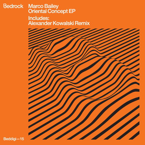 Marco Bailey - Oriental Disco