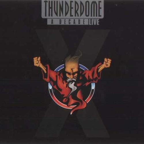DJ Gizmo & The Darkrave - Thunderdome  A Decade (13-10-2002)