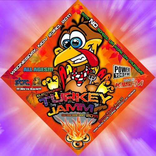 Electrofied Turkey Jamm 2011 - Uzem & Detrex (DUO MIX SET !!)