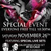Executive Saturdays- 11.26.11