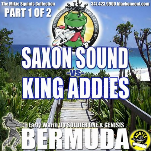 The Settlement Of All Confrontation  King Addies vs. Saxon 1994 In Bermuda (Part III)