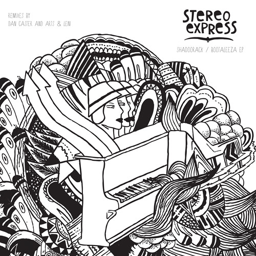 Stereo Express - Bootaleeza - Atmosphere Records -