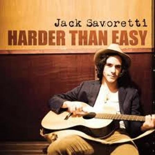 Jack Savoretti - Harder Than Easy