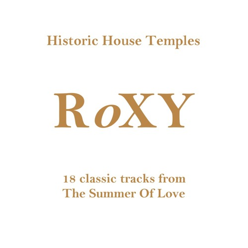 Historic House Temples - RoXY