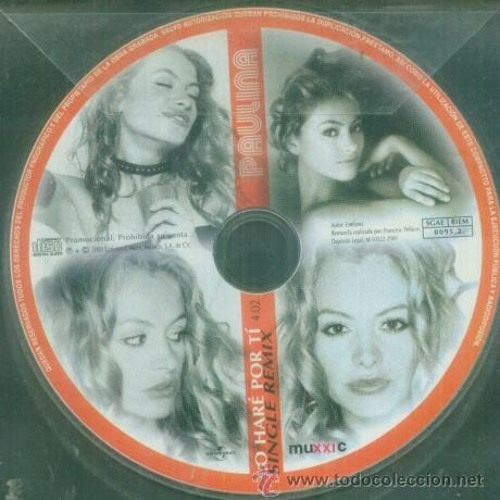 Paulina Rubio - Lo Hare Por Ti (Single Remix)