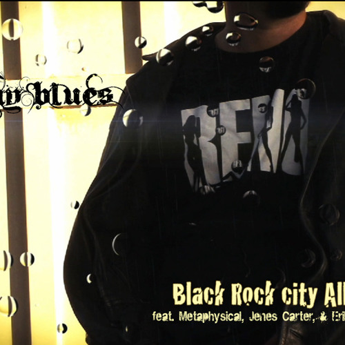 Rainy Day Blues - Black Rock City Allstars (feat. Metaphysical, Jenes Carter, and Erika Malone)