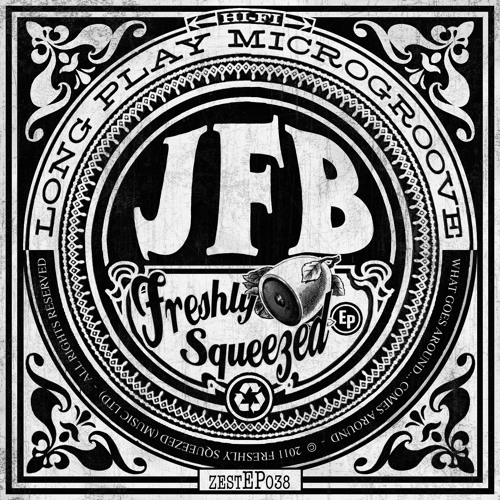 JFB - WHAT GOES AROUND EP - Minimix