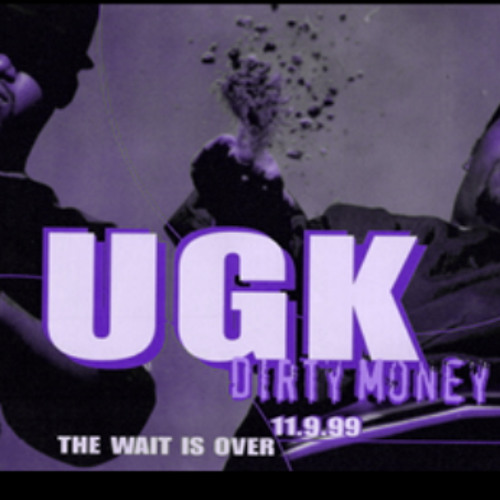 UGK - Don't Say Shit(Slowed and Throwed)BY: DJ BUD