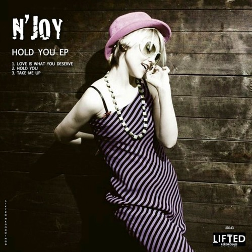 N'Joy - Hold You EP [Lifted Recordings] (Minimix Preview)