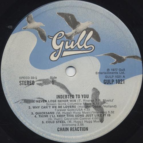 Chain Reaction ''Hogtied'' Edit #2 (Long Version) DEMO SC-021-AS