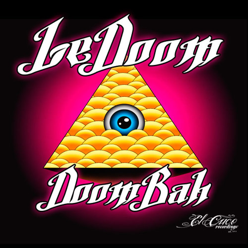 LeDoom - DOOMBAH  - ECR004 - OUT NOW