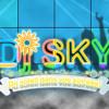 MOUSSIER TOMBOLA - Corde à sauter - Logobitombo - DJ SKY