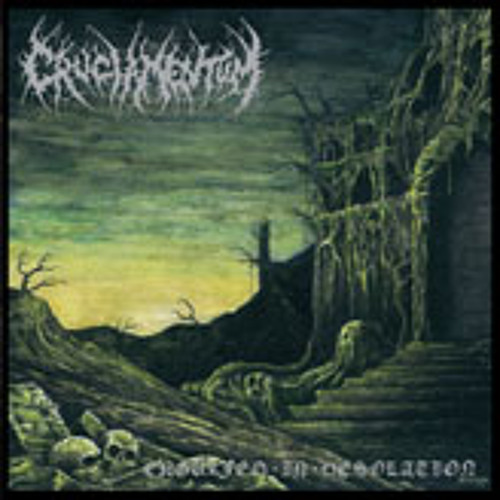 Cruciamentum - Through Gates Of Morpheus Realms