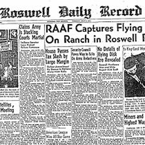 Roswell 1947 - OUT NOW