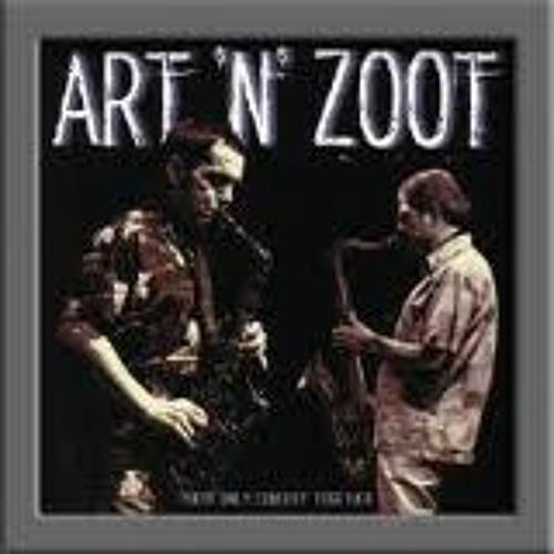 Art Pepper And Zoot Sims Art 'N' Zoot 06 Breakdown Blues