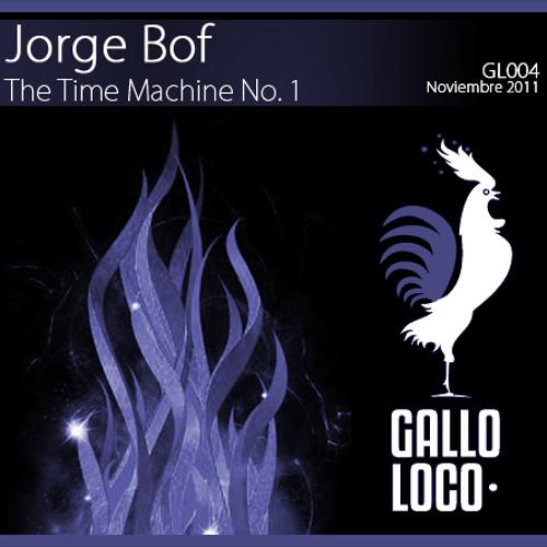 GLPMIX004 - The Time Machine No.1