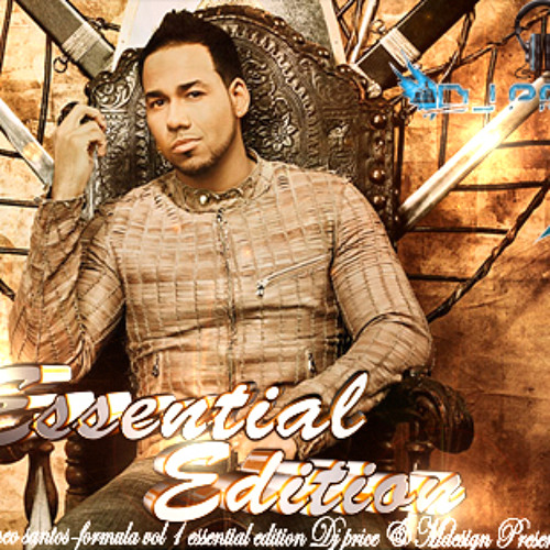 Romeo Santos-Formula Vol 1 Essential Edition Dj price & Mdesign