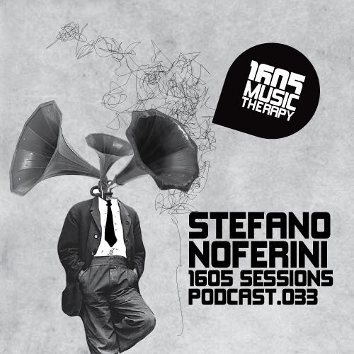 1605 Podcast 033 with Stefano Noferini