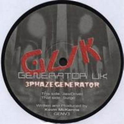 3Phazegenerator - JawDriver - Free Download (from the vinyl GENV3)