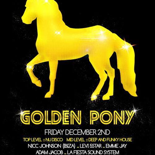 Ride The Golden Pony (minimix)