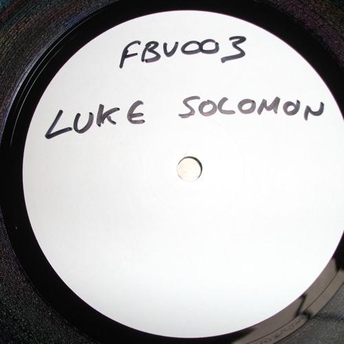 "12"" 003 - Luke Solomon - Ultrasound [Incs Losoul & kalabrese Mixes]"