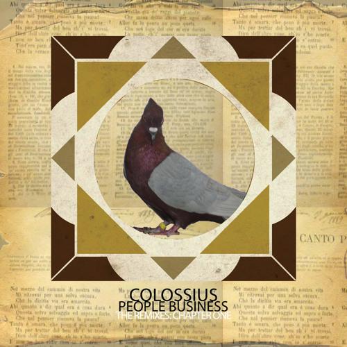 DIGI G'ALESSIO - People Business (COLOSSIUS RMX)