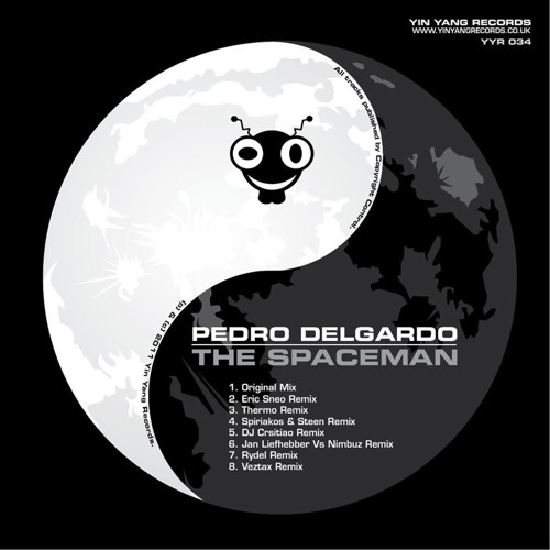 Pedro Delgardo - The Spaceman (Rydel Remix)